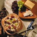 Wisconsin Limburger and Fruit Pizza