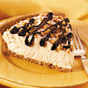Fluffy Frozen Peanut Butter Pie