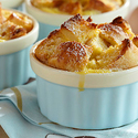 Mini Orange-Maple French Toast Breakfast Casserole