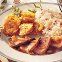Filete De Cerdo (Pork Tenderloin Caribbean)