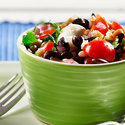 Cilantro and Black Bean Farro Salad